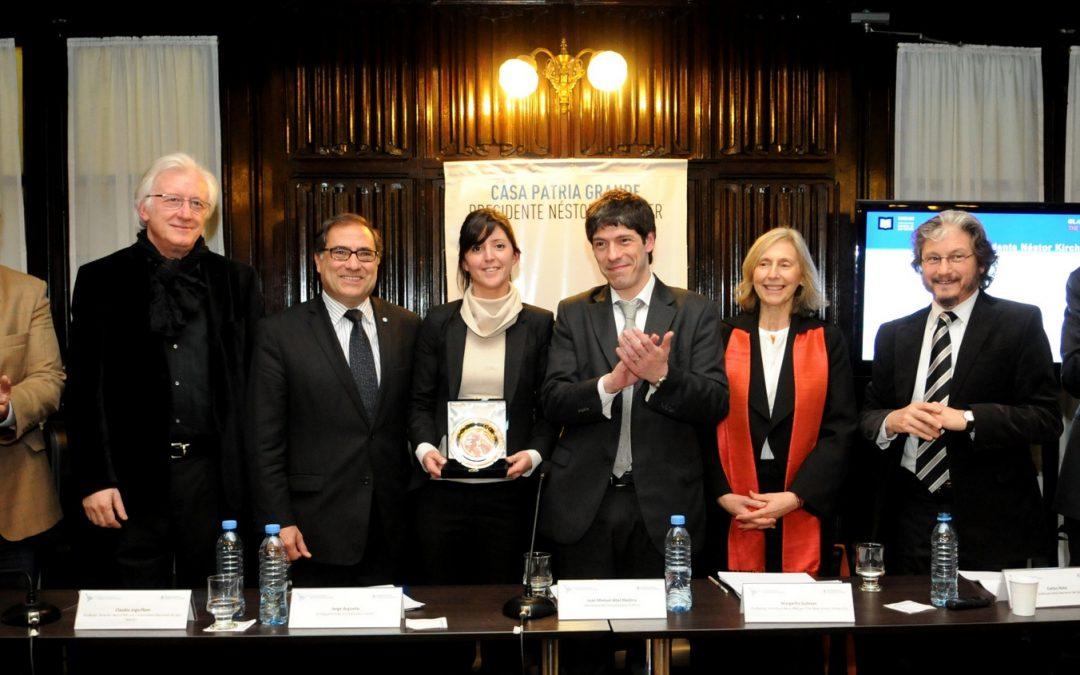 Beca PNK 2011-2012: Becarios y Menciones honoríficas seleccionados
