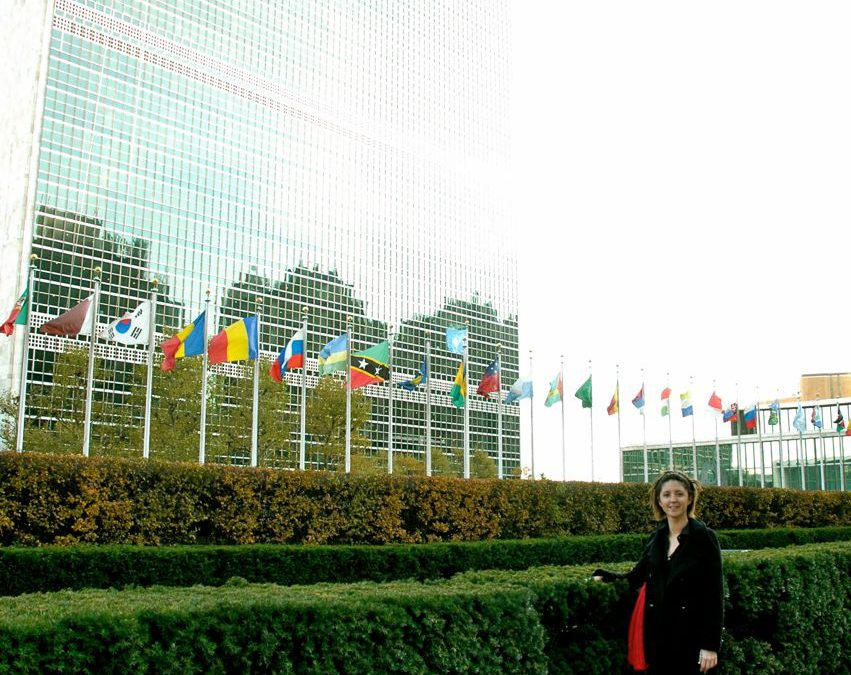 What is it like to be a President Néstor Kirchner Fellow? by Lucila Rosso