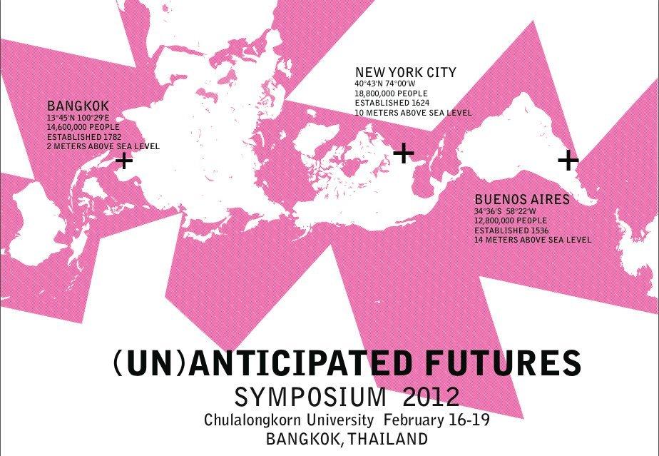 Primer simposio público del programa Diseño y Desarrollo Social, Bangkok, Tailandia