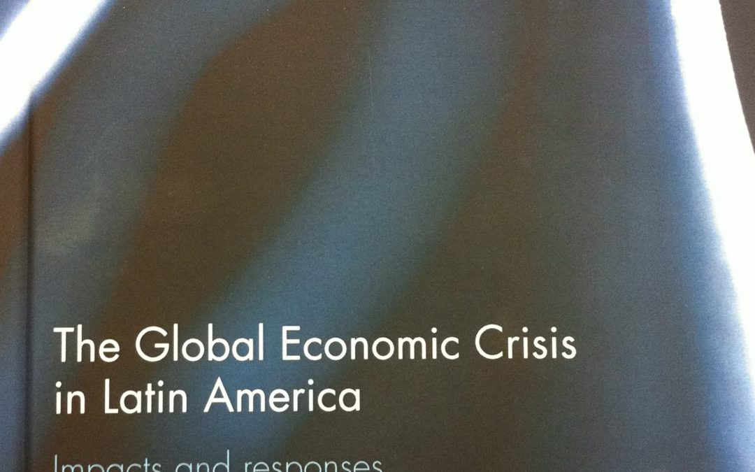 Última publicación del OLA: La Crisis Económica Global en América Latina: Impactos y Respuestas