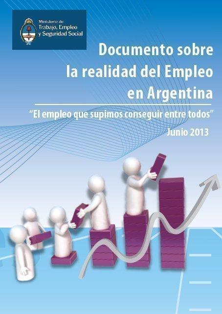 documento sobre la realidad del empleo en argentina