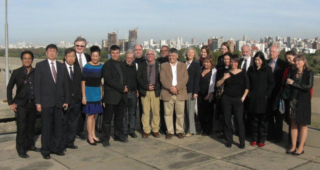 Simposio International Transformaciones y Anticipaciones Urbanas: Bangkok, Buenos Aires, Nueva York en FADU, UBA