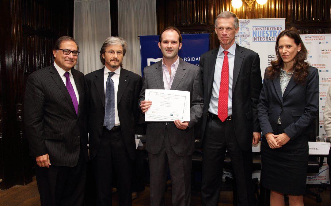 Beca PNK 2013-2014: Becarios y Menciones Honoríficas seleccionados