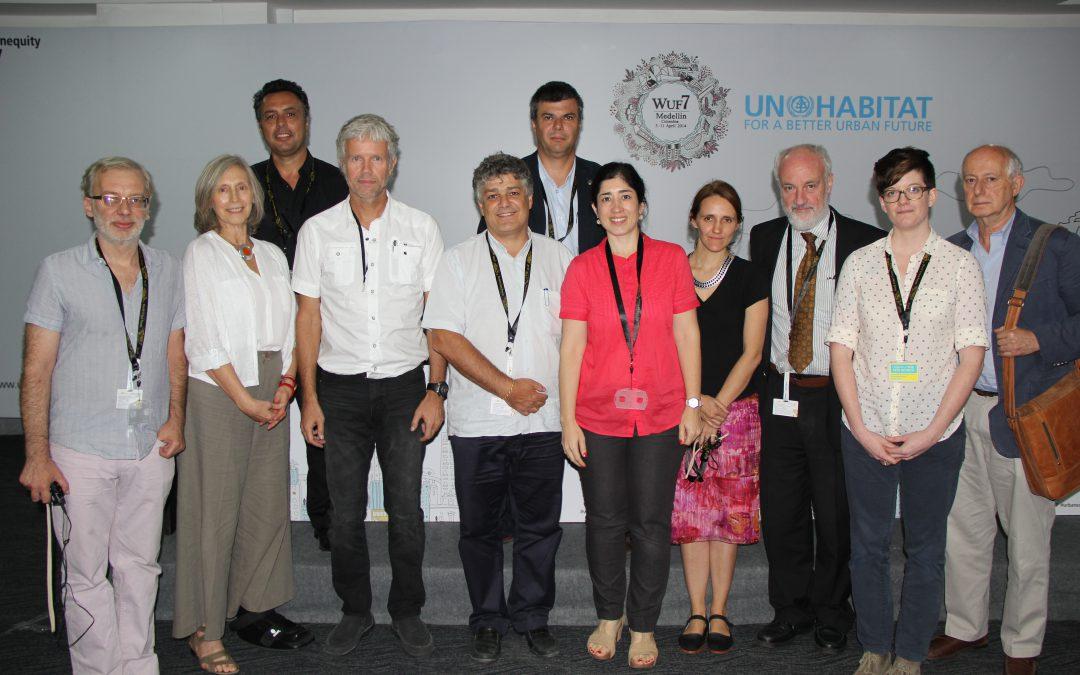 El programa Diseño y Desarrollo participó en el Foro Urbano Mundial 7, Medellín, Colombia