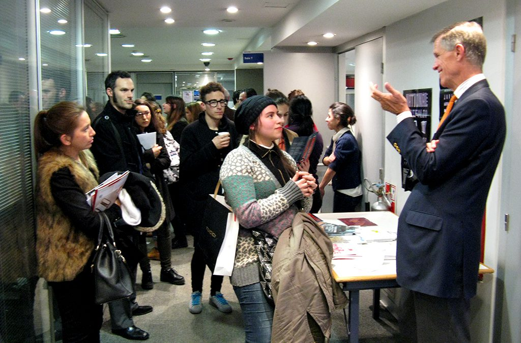 The New School Information Session  in Buenos Aires