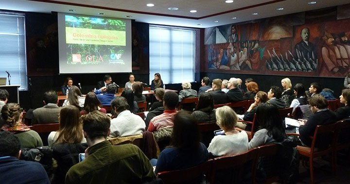 Colombia Dialogues at The New School