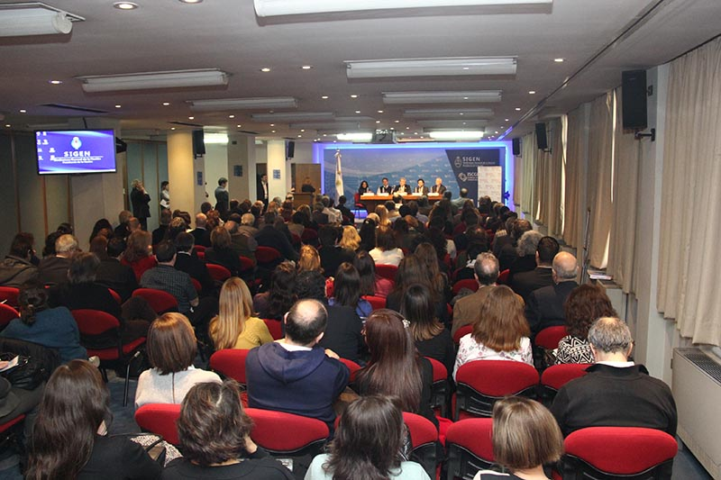 Event summary · Álvaro Ramírez Alujas gave a conference on Open Government and Innovation of Public Management