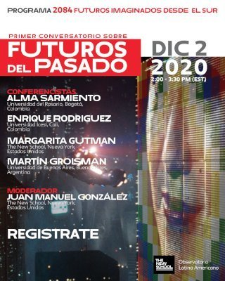 ONLINE: Futures of the Past · First Panel Discussion